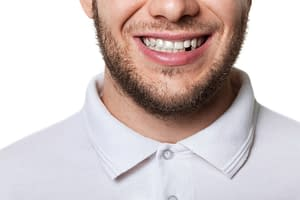Dental Patient Missing A Tooth