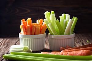 veggie sticks
