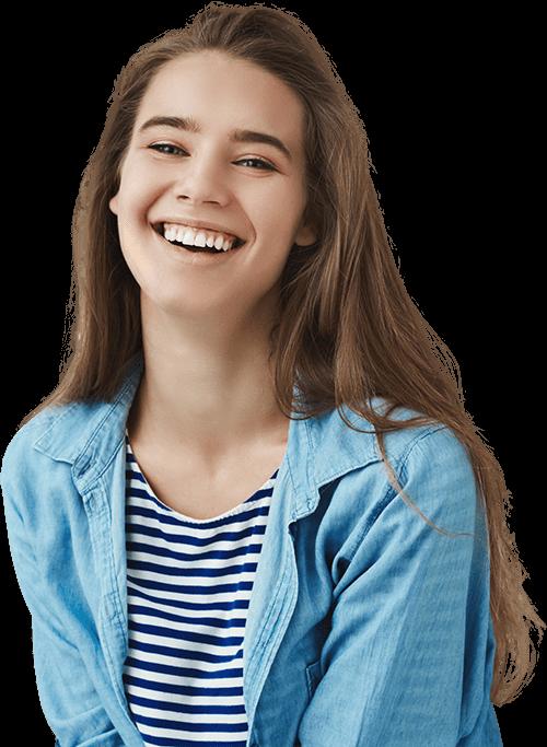 gum disease treatment patient smiling