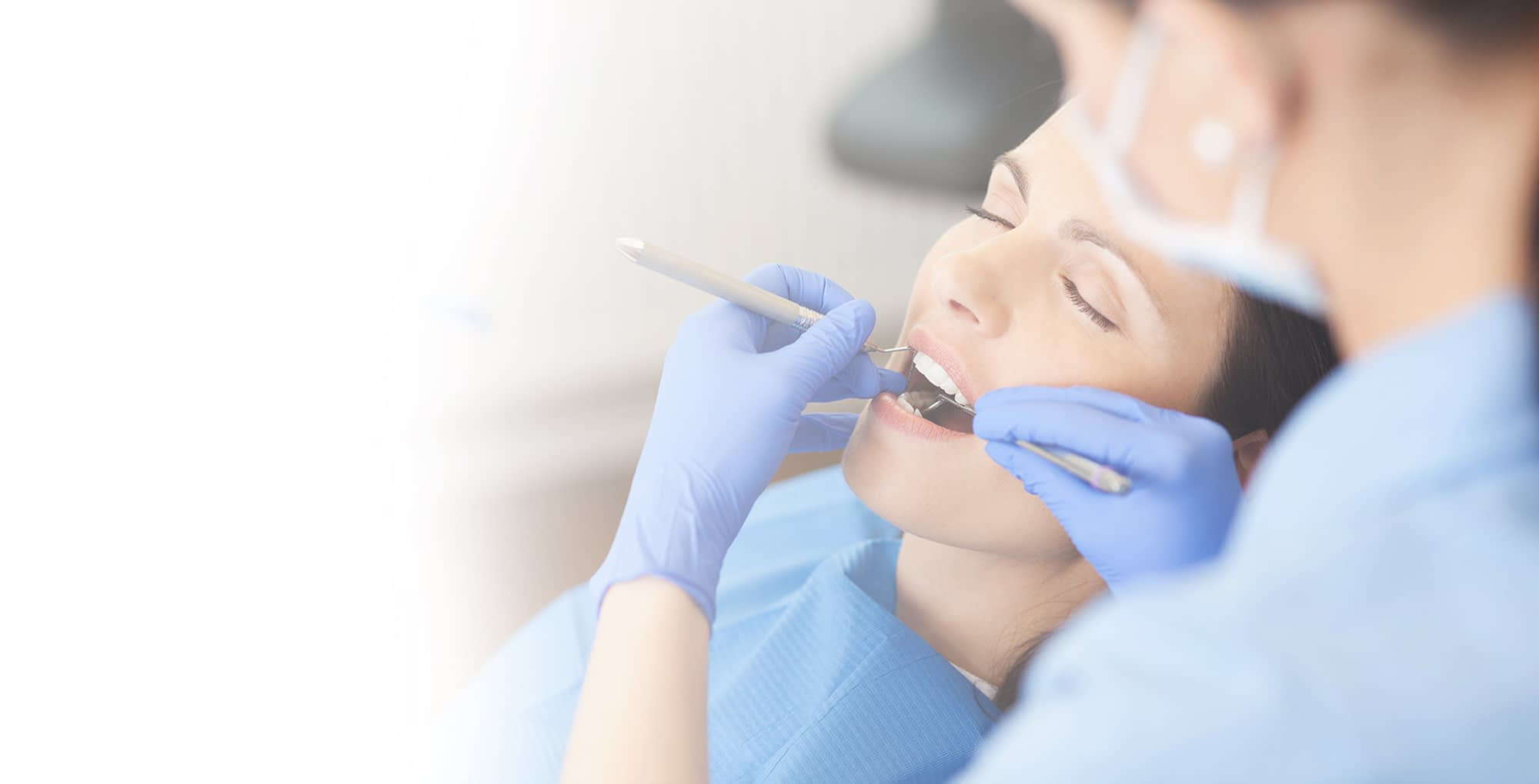 A lady with dental pain going to emergency dental treatment Brownstown, MI