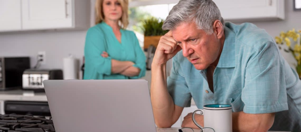Dental Patient Struggling With Bills