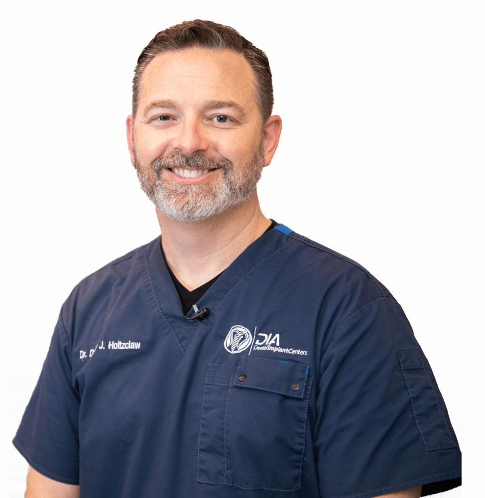 Implant Specialist Dr. Dan Holtzclaw