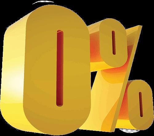 0% graphic