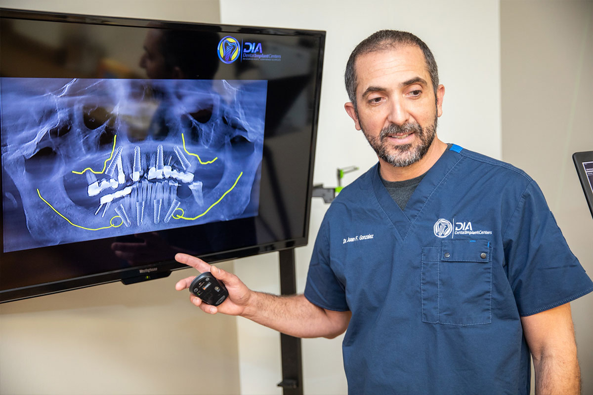 Teaching other Practitioners - Dental Implant Center