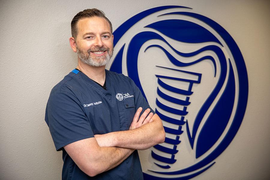 Dr Holtzclaw - Dental Implant Center