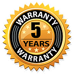 warranty badge logo