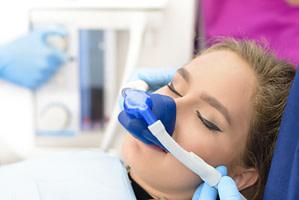 sedation dentistry in San Antonio, TX.
