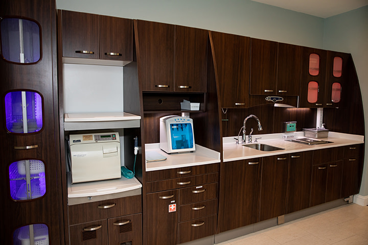 Dr. Brok's office ALLEN, TX