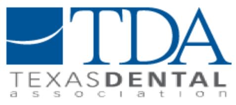 TDA logo ALLEN, TX