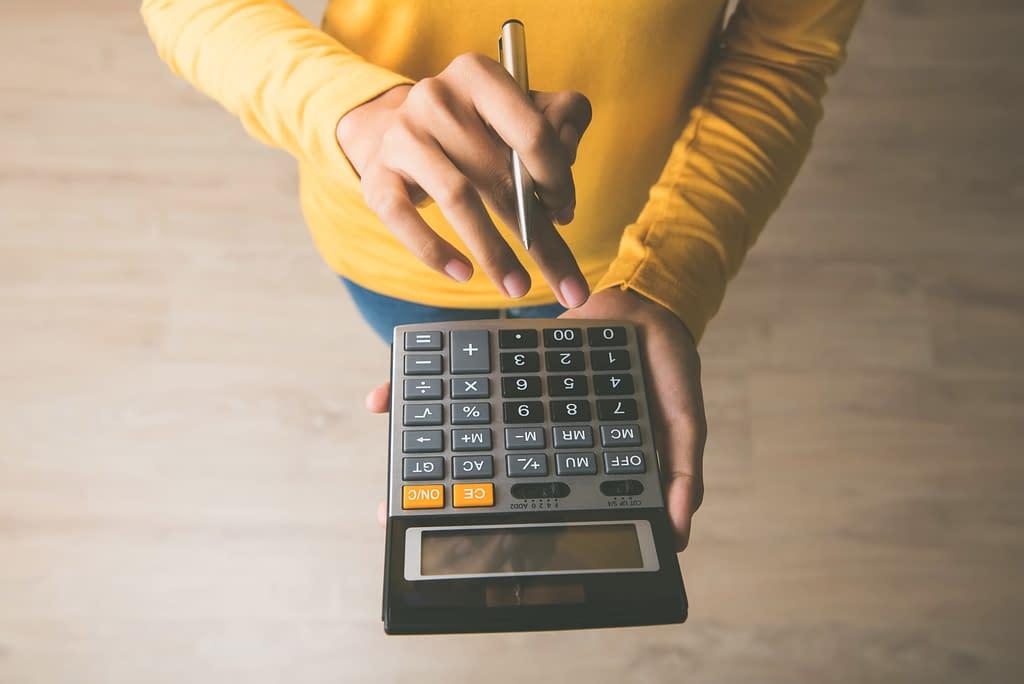 proceed finance cost estimator