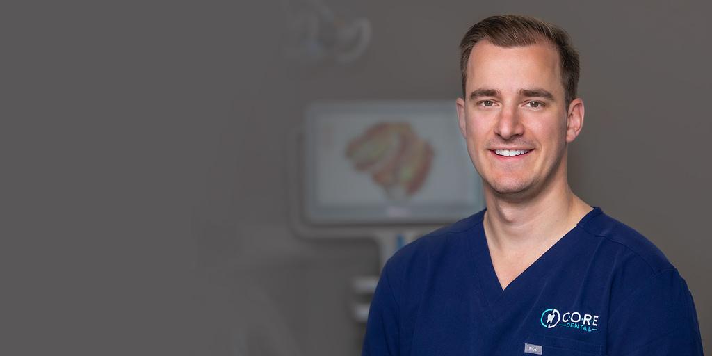 Dr. Christopher Doran Headshot
