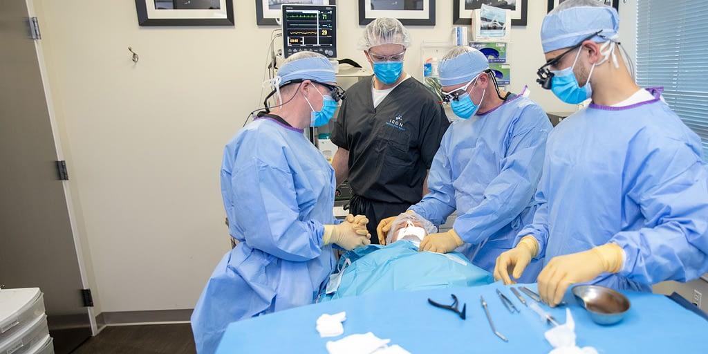 oral surgeons performing procedure Peabody, MA