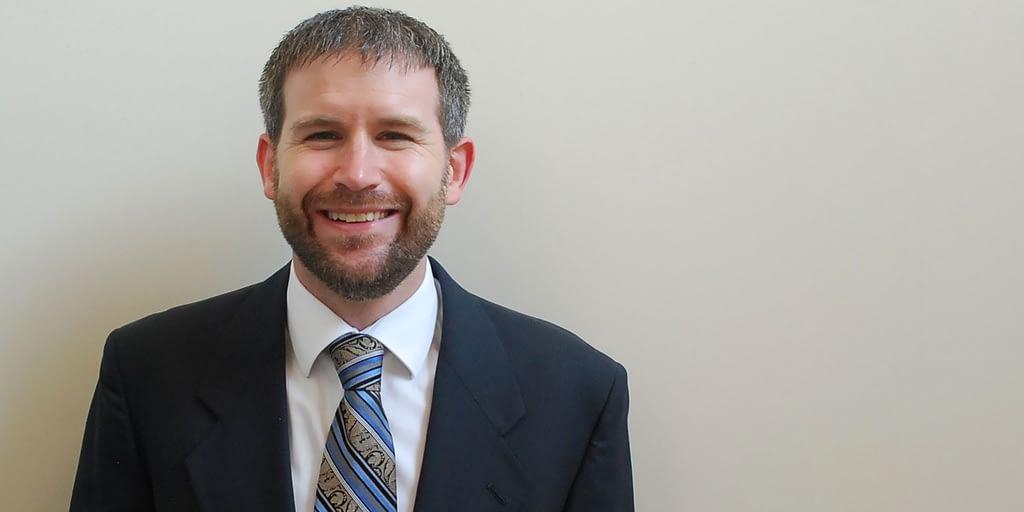 Dr. McCloy Smiling Headshot