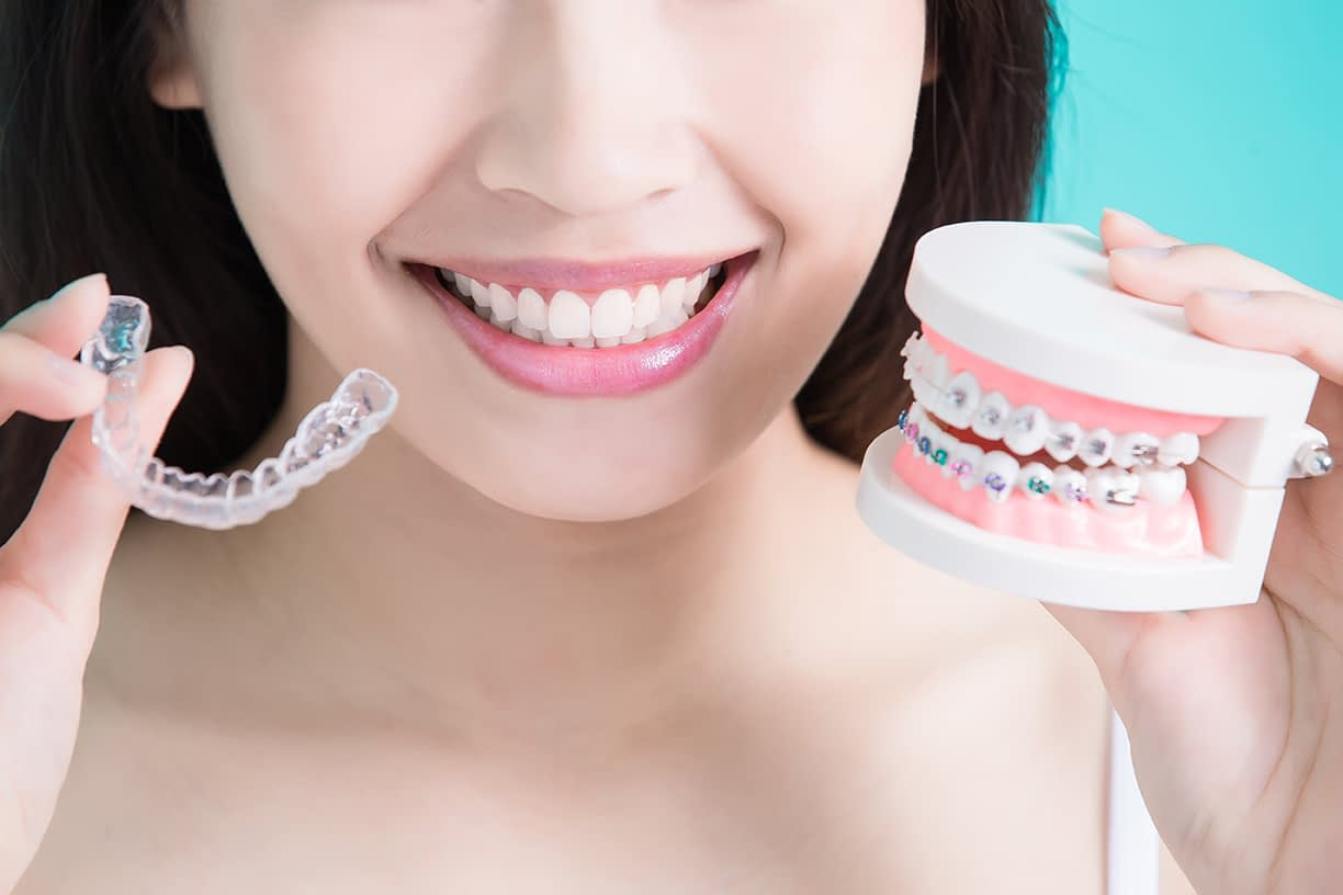 braces and invisalign Midland, TX