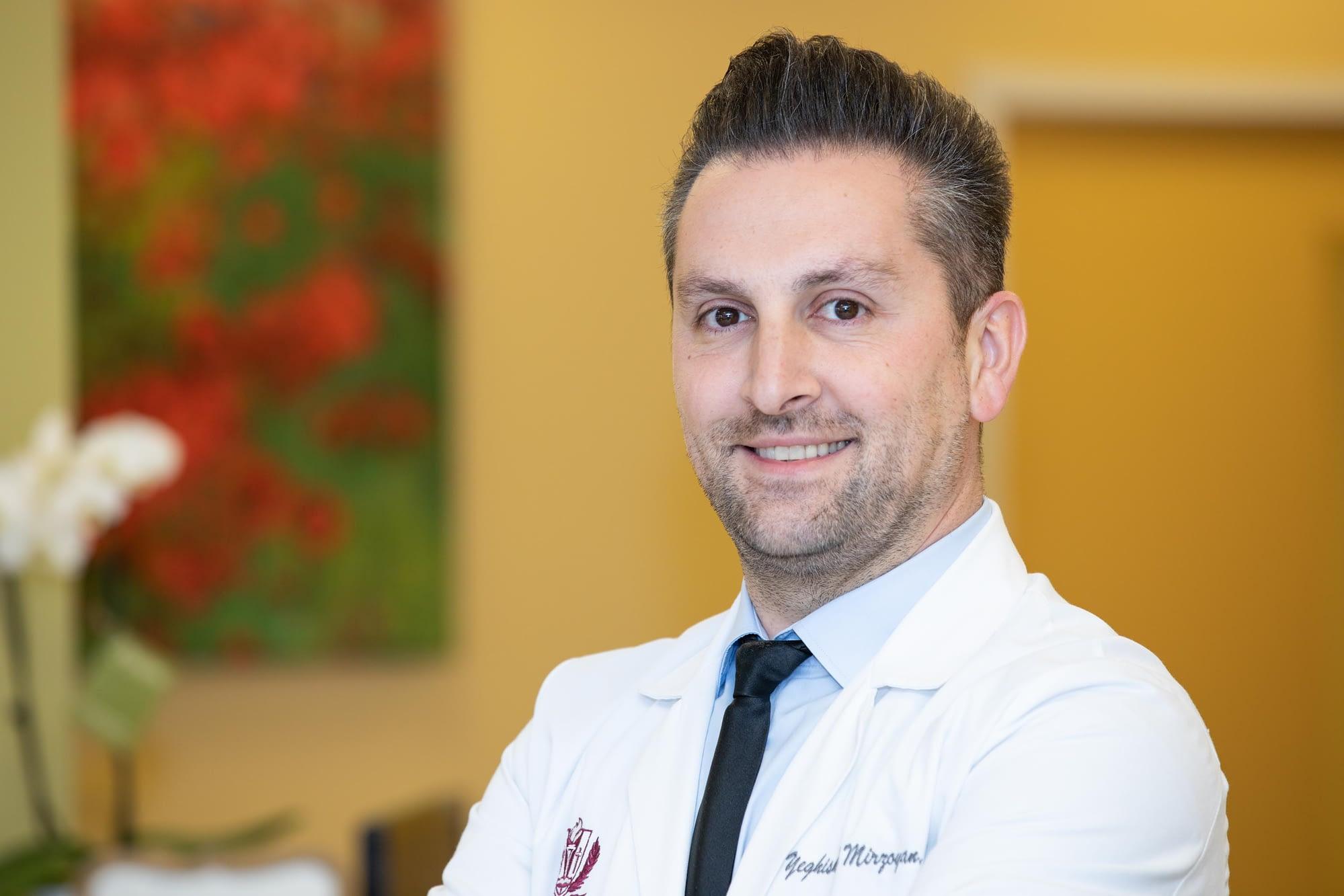 Dr Mirzoyan talks about sedation Van Nuys, CA