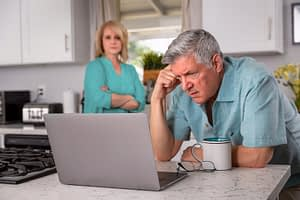 Dental Implant Patient Struggling With His Bills