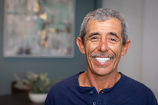 Dr Thompson - Dental Implants patient - Midland, TX
