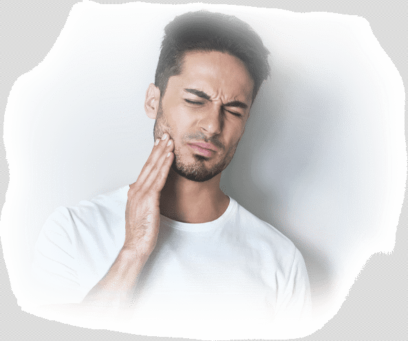 dental patient in need root canal