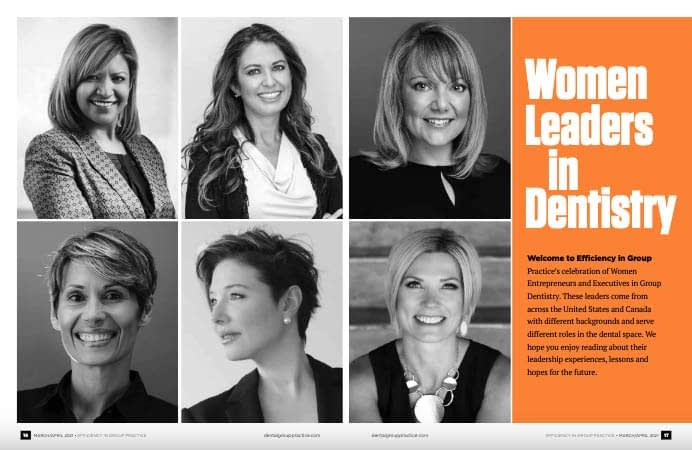 Women Leaders in Dentistry Feature
