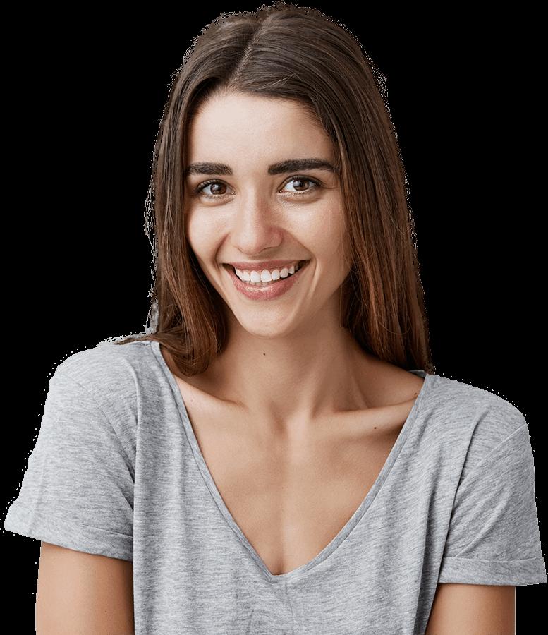 laser dentistry patient smiling Chula Vista CA