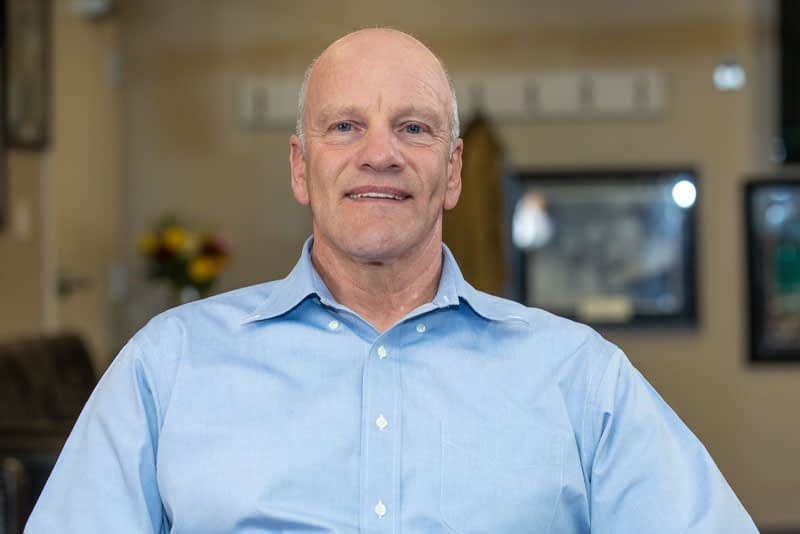 paul full arch dental implants patient Peabody, MA