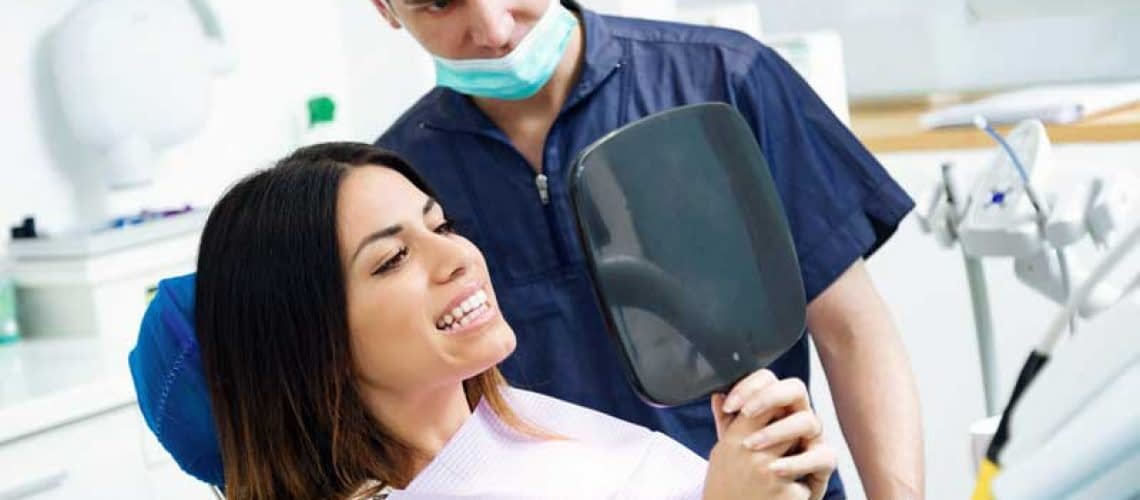 personalized smile makeover treatment