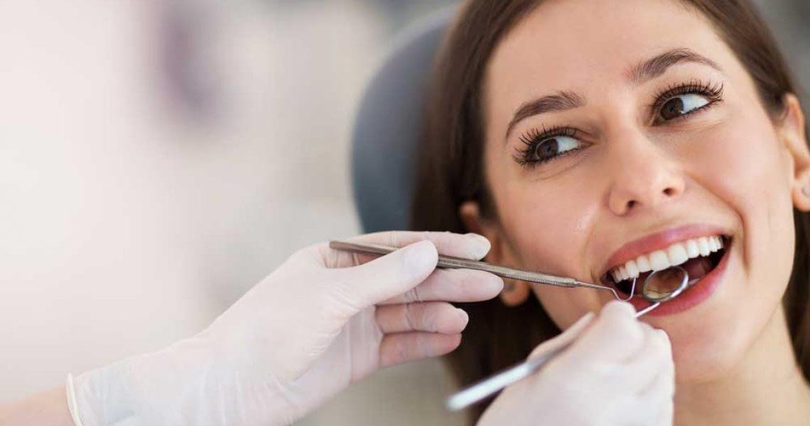 dental patient receiving treatment
